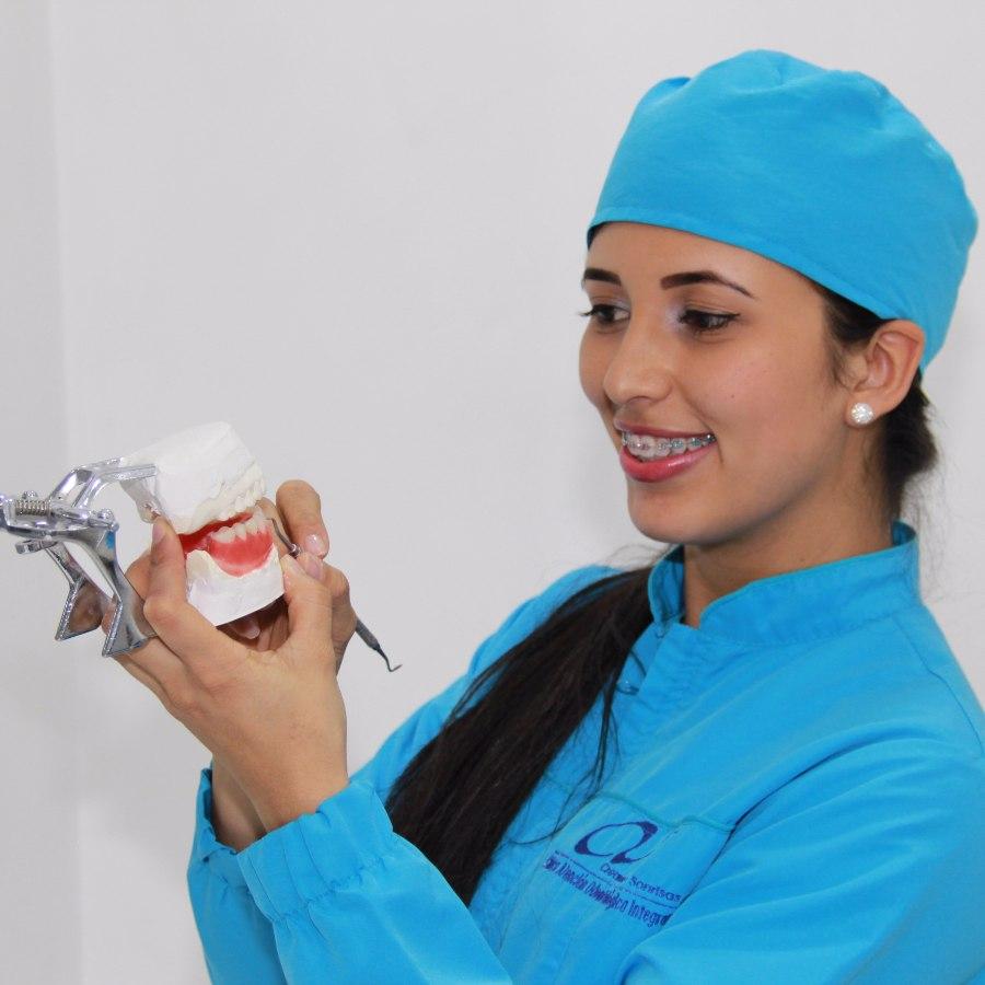 laboratorio oral odontologico
